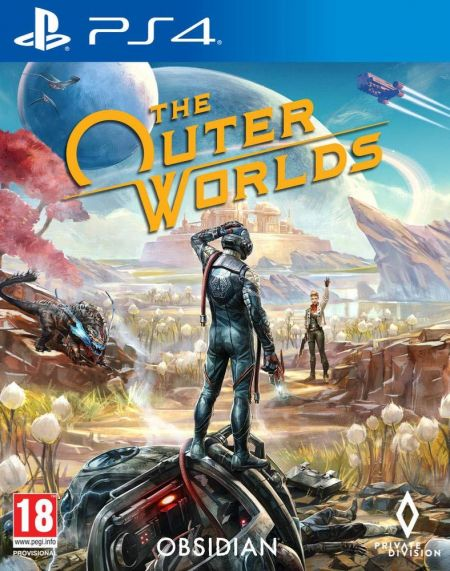 Echanger le jeu The Outer Worlds sur PS4