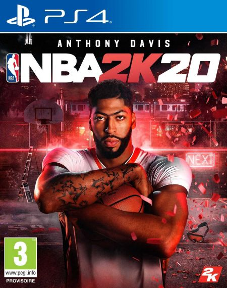 Echanger le jeu NBA 2K20 sur PS4