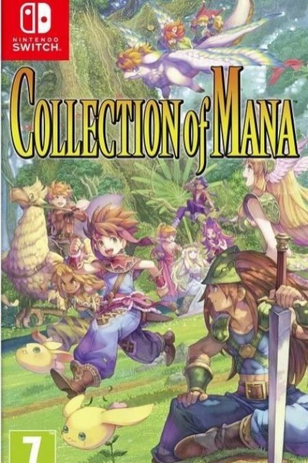 Echanger le jeu Collection Of Mana sur Switch
