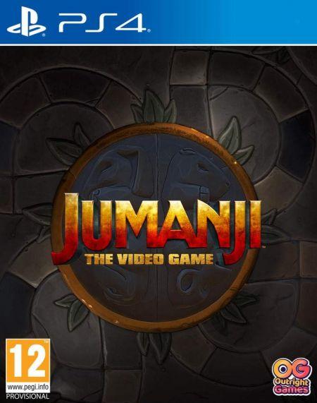Echanger le jeu JUMANJI sur PS4