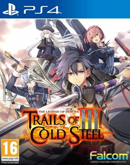 Echanger le jeu The Legend of Heroes: Trails of Cold Steel III  sur PS4