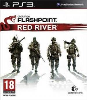 Echanger le jeu Operation Flashpoint : Red River sur PS3