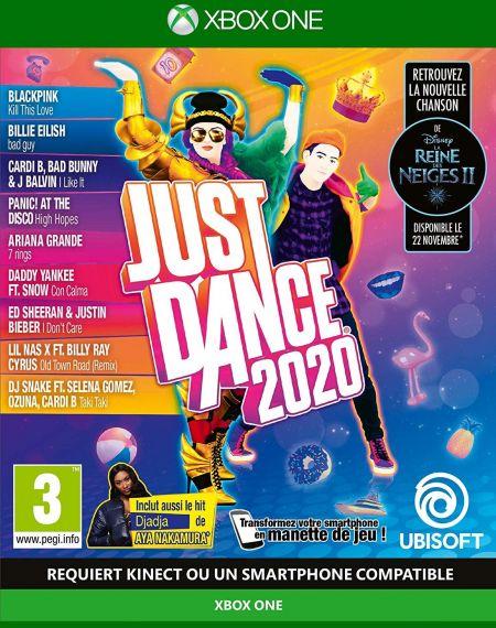 Echanger le jeu Just Dance 2020 sur Xbox One