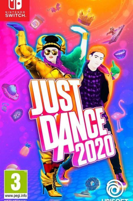 Echanger le jeu Just Dance 2020 sur Switch
