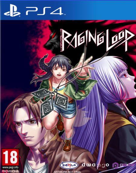 Echanger le jeu Raging Loop sur PS4