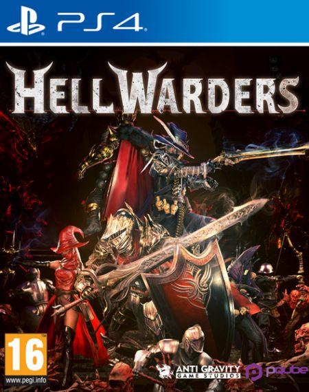 Echanger le jeu Hell Warders sur PS4