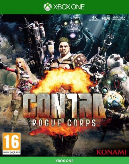 Echanger le jeu Contra Rogue Corps  sur Xbox One