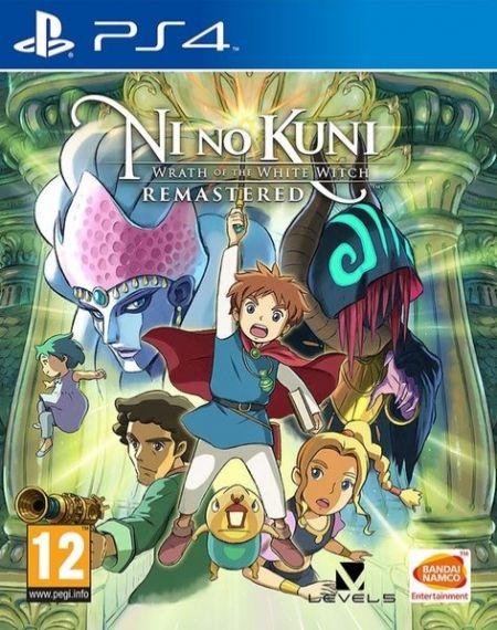 Echanger le jeu Ni No Kuni - la Vengeance de la Sorciere Celeste Remastered sur PS4