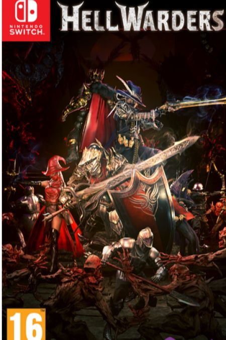 Echanger le jeu Hell Warders sur Switch
