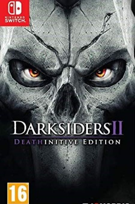 Echanger le jeu Darksiders II DeathInitive Edition  sur Switch