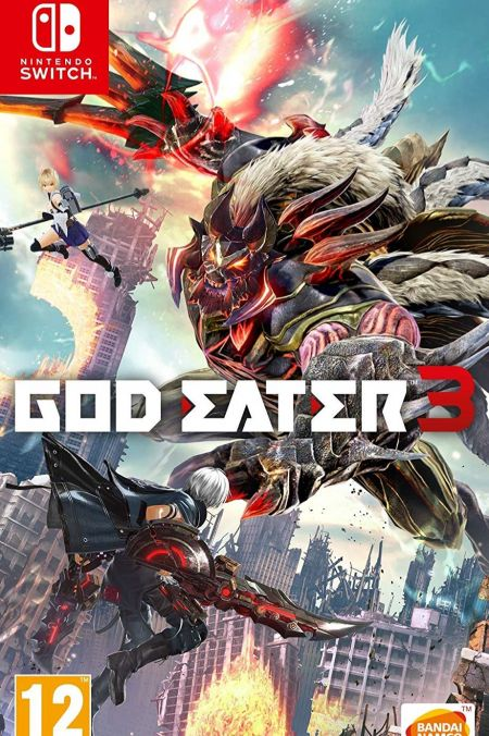 Echanger le jeu God Eater 3 sur Switch