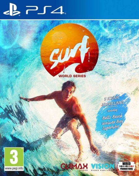 Echanger le jeu Surf World Series sur PS4