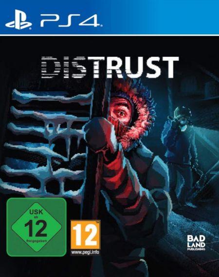Echanger le jeu Distrust sur PS4