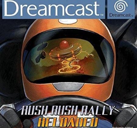 Echanger le jeu Rush Rush Rally Reloaded  sur DREAMCAST
