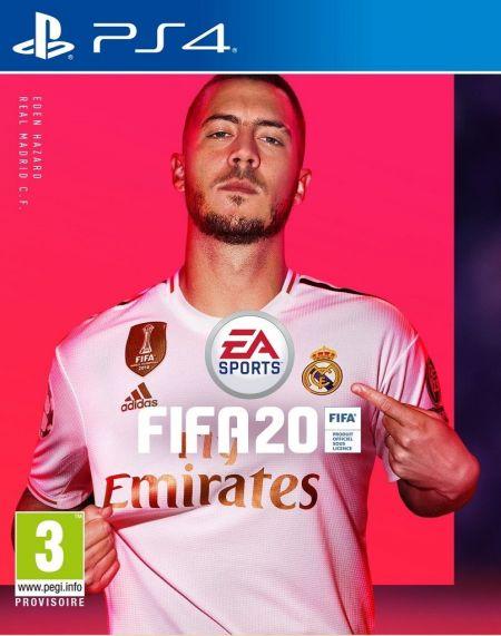 Echanger le jeu FIFA 20 sur PS4