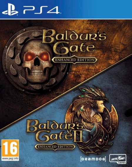 Echanger le jeu The Baldurs Gate I & II - Enhanced Edition sur PS4