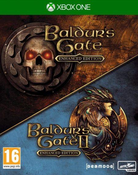 Echanger le jeu The Baldurs Gate I & II - Enhanced Edition sur Xbox One
