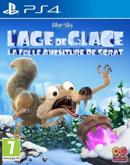 Echanger le jeu L'Age de Glace : La folle Aventure de Scrat  sur PS4
