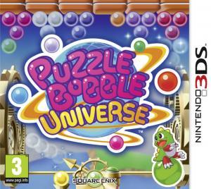 Echanger le jeu Puzzle Bobble Universe sur 3DS