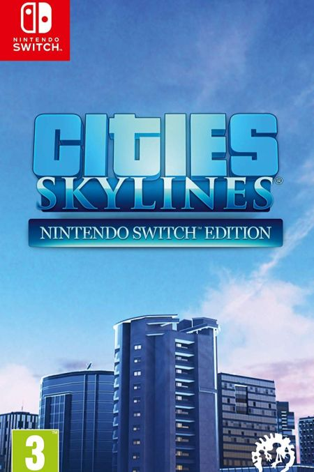 Echanger le jeu Cities Skylines - Nintendo Switch Edition sur Switch