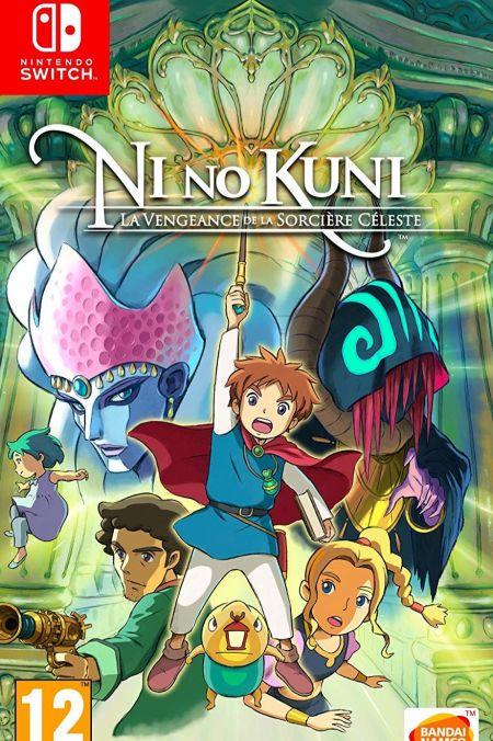 Echanger le jeu Ni No Kuni - la Vengeance de la Sorciere Celeste Remastered sur Switch