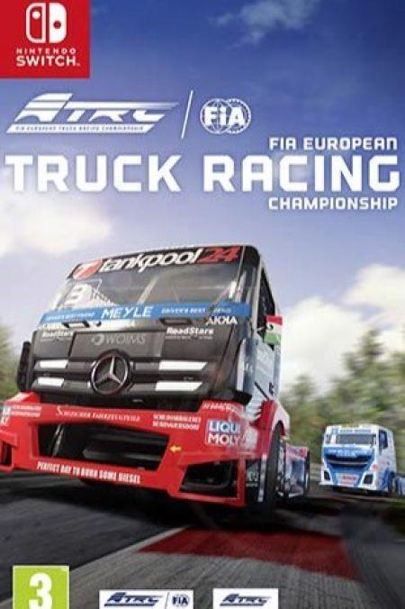 Echanger le jeu Truck Racing - FIA European Championship sur Switch