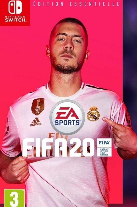 Echanger le jeu FIFA 20 sur Switch