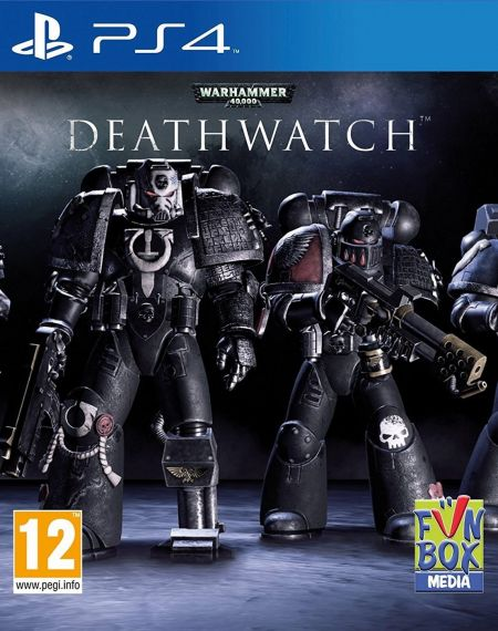 Echanger le jeu Warhammer 40K - Deathwatch sur PS4