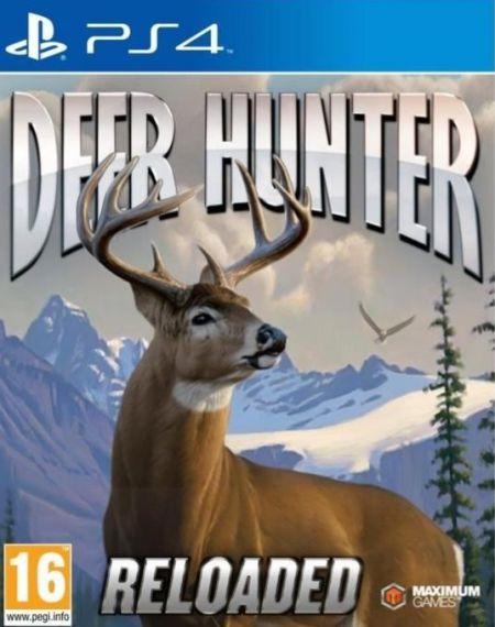 Echanger le jeu Deer Hunter Reloaded sur PS4