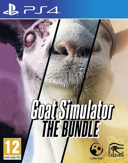 Echanger le jeu Goat Simulator: The Bundle sur PS4