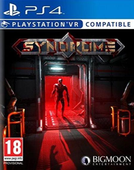 Echanger le jeu Syndrome (PS-VR Compatible) sur PS4