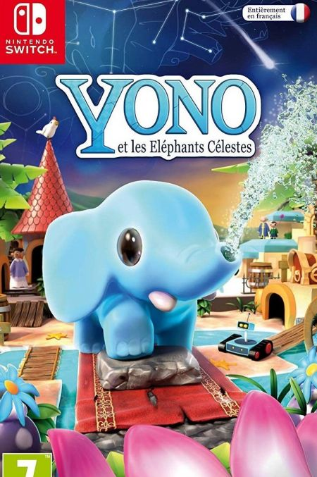 Echanger le jeu Yono and the Celestial Elephants sur Switch