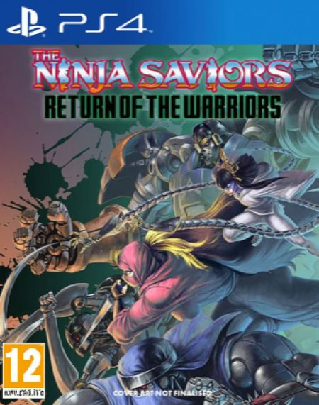 Echanger le jeu The Ninja Saviors: Return of the Warriors sur PS4