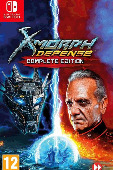 Echanger le jeu X-Morph Defense - Complete Edition sur Switch