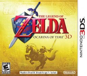 Echanger le jeu The Legend of Zelda : Ocarina of Time 3D sur 3DS