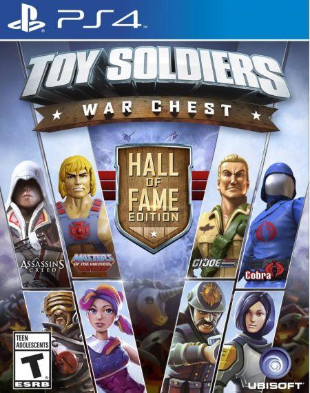 Echanger le jeu Toy Soldiers War Chest - Hall of Fame Edition sur PS4