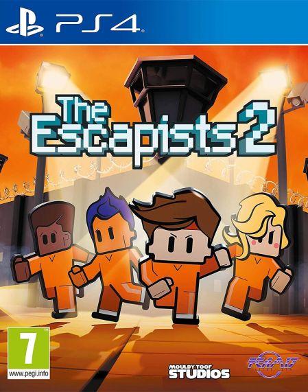 Echanger le jeu The Escapists 2 sur PS4