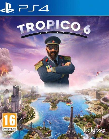 Echanger le jeu Tropico 6 sur PS4
