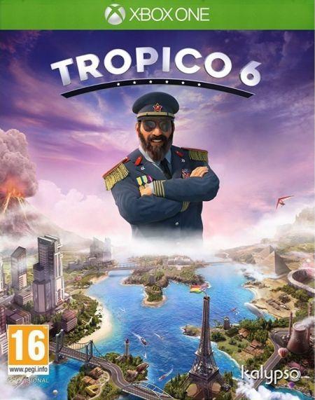 Echanger le jeu Tropico 6 sur Xbox One