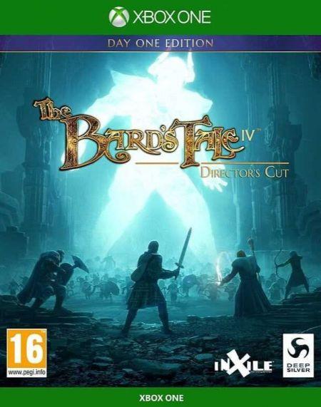 Echanger le jeu The Bard's Tale IV - Director's Cut sur Xbox One