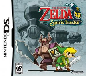 Echanger le jeu The Legend of Zelda : Spirit Tracks sur Ds