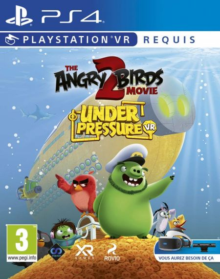 Echanger le jeu The Angry Birds Movie 2 : Under Pressure (PS-VR Requis) sur PS4