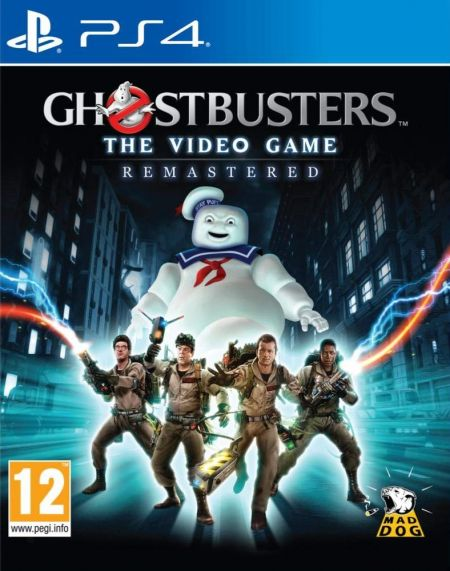 Echanger le jeu Ghostbusters : The Video Game Remastered  sur PS4