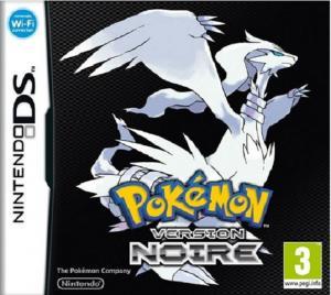Echanger le jeu Pokemon version noire sur Ds