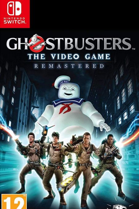 Echanger le jeu Ghostbusters : The Video Game Remastered sur Switch