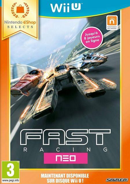 Echanger le jeu Fast Racing Neo sur Wii U