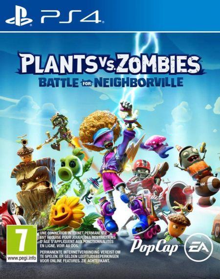 Echanger le jeu Plants vs Zombies : La bataille de Neighborville (Connexion Internet Requise) sur PS4
