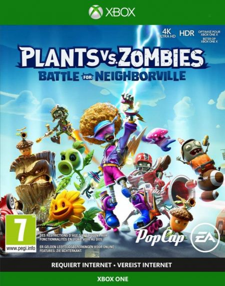 Echanger le jeu Plants vs Zombies : La bataille de Neighborville (Connexion Internet Requise) sur Xbox One