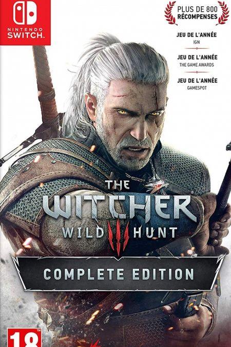 Echanger le jeu The Witcher 3: Wild Hunt - Complete Edition sur Switch