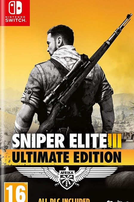 Echanger le jeu Sniper Elite 3 - Ultimate Edition  sur Switch
